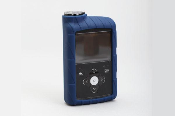 Silikonska zaštitna navlaka za MiniMed™ 640G inzulinsku pumpu plava