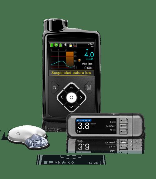 Sustav Inzulinske pumpe MiniMed™-640G